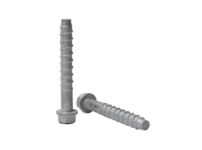 019 Mechanical galvanized concrete bolt series