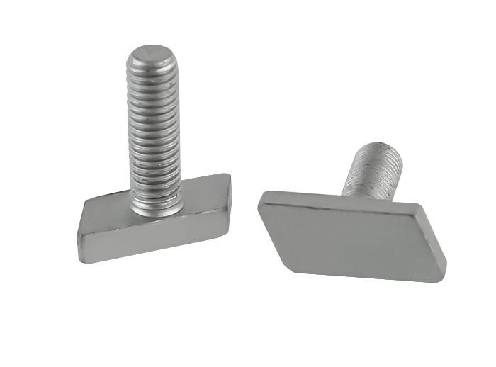026 T Bolts (steel 35K,  GR8.8    DACROMET )