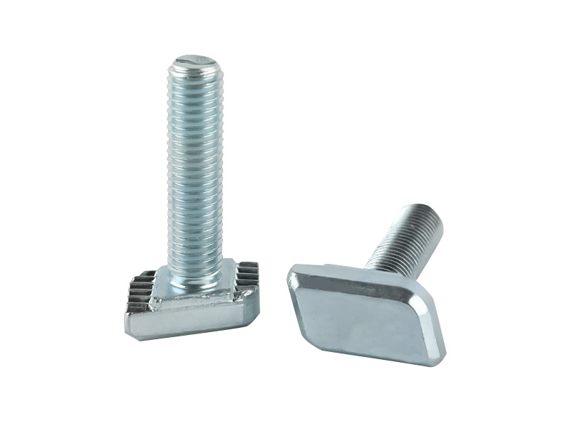 035 T Bolts ( GR8.8 ,35K , Zinc plated )